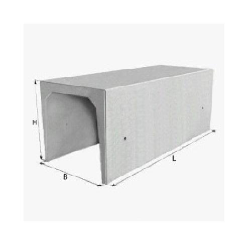 Блок лотка Л1 Серия 3.503.1-66