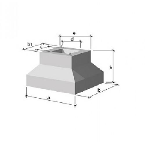 Фундамент Ф-2 ГОСТ 10704-91