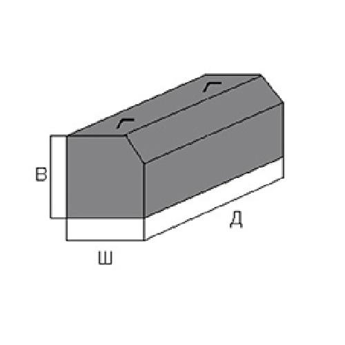Блок упора У-1М Серия 3.501.1-156.1